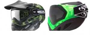 mascaras de paintball bajas