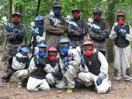Pistas Paintball Sevilla