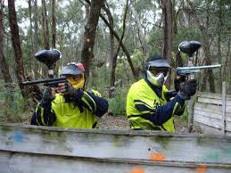 Escenarios Paintball Sevilla