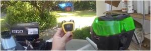 crono velocidad bola paintball