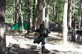 Paintball Ruting
