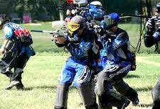 Reserva paintball Albacete