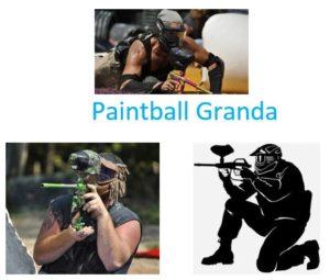 paintball en granada